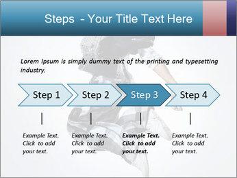 Modern Dance Training PowerPoint Templates - Slide 4