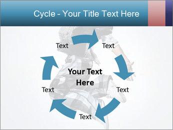 Modern Dance Training PowerPoint Templates - Slide 62