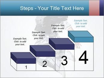 Modern Dance Training PowerPoint Templates - Slide 64