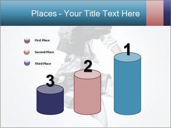 Modern Dance Training PowerPoint Templates - Slide 65
