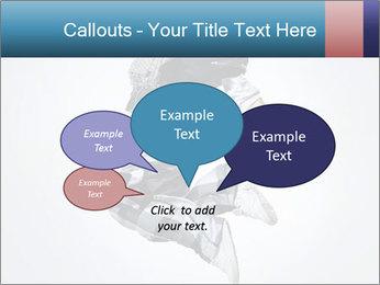Modern Dance Training PowerPoint Templates - Slide 73