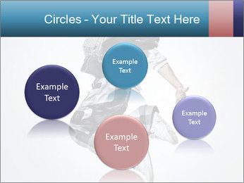 Modern Dance Training PowerPoint Templates - Slide 77