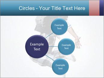 Modern Dance Training PowerPoint Templates - Slide 79