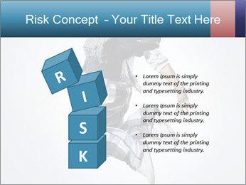 Modern Dance Training PowerPoint Templates - Slide 81