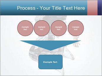 Modern Dance Training PowerPoint Templates - Slide 93