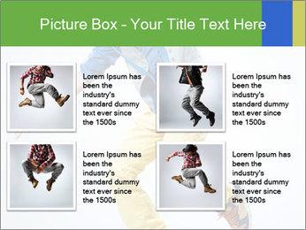 Self-Taught Dancer PowerPoint Template - Slide 14