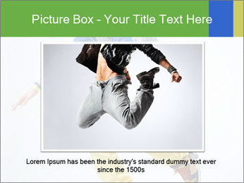 Self-Taught Dancer PowerPoint Template - Slide 15