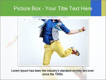 Self-Taught Dancer PowerPoint Template - Slide 16