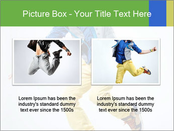Self-Taught Dancer PowerPoint Template - Slide 18