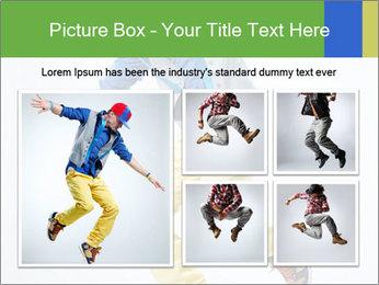 Self-Taught Dancer PowerPoint Templates - Slide 19