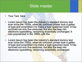 Self-Taught Dancer PowerPoint Templates - Slide 2