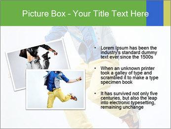 Self-Taught Dancer PowerPoint Template - Slide 20