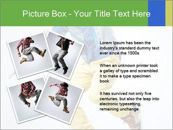 Self-Taught Dancer PowerPoint Templates - Slide 23
