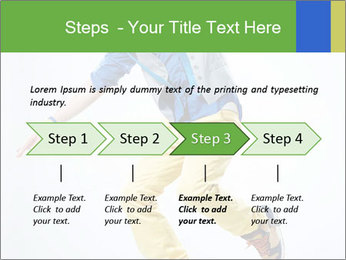 Self-Taught Dancer PowerPoint Template - Slide 4