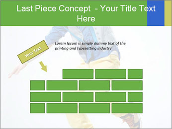 Self-Taught Dancer PowerPoint Templates - Slide 46
