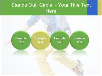 Self-Taught Dancer PowerPoint Templates - Slide 76