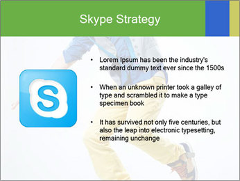 Self-Taught Dancer PowerPoint Template - Slide 8