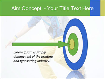 Self-Taught Dancer PowerPoint Templates - Slide 83