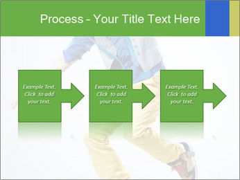 Self-Taught Dancer PowerPoint Templates - Slide 88