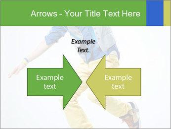 Self-Taught Dancer PowerPoint Template - Slide 90