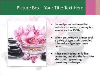 Lotus in Glass Jar PowerPoint Template - Slide 13