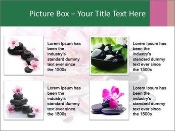 Lotus in Glass Jar PowerPoint Template - Slide 14