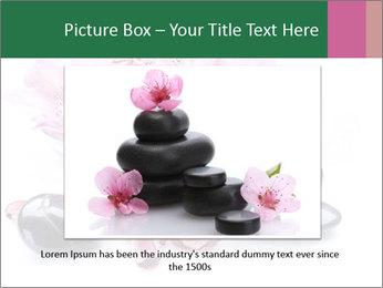 Lotus in Glass Jar PowerPoint Template - Slide 15