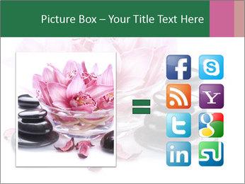 Lotus in Glass Jar PowerPoint Template - Slide 21