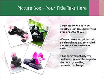 Lotus in Glass Jar PowerPoint Template - Slide 23