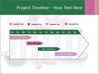 Lotus in Glass Jar PowerPoint Template - Slide 25