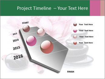 Lotus in Glass Jar PowerPoint Templates - Slide 26