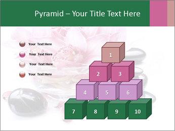 Lotus in Glass Jar PowerPoint Template - Slide 31