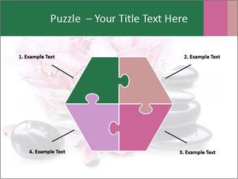 Lotus in Glass Jar PowerPoint Template - Slide 40
