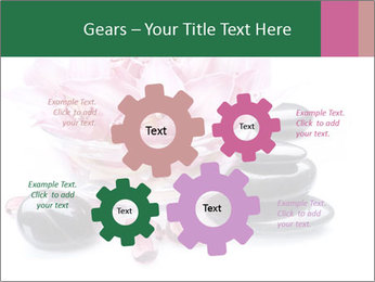 Lotus in Glass Jar PowerPoint Template - Slide 47