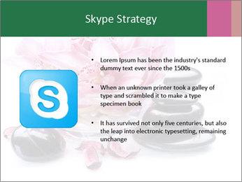 Lotus in Glass Jar PowerPoint Template - Slide 8