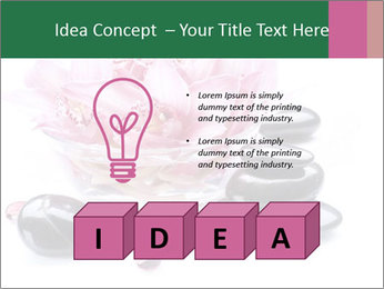 Lotus in Glass Jar PowerPoint Template - Slide 80