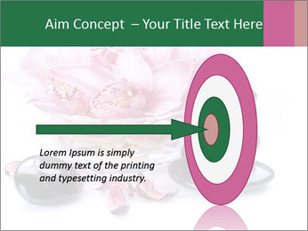 Lotus in Glass Jar PowerPoint Template - Slide 83