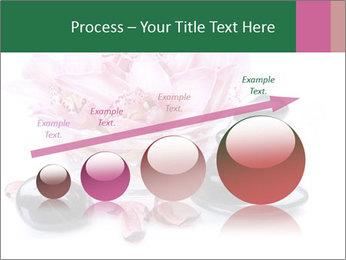 Lotus in Glass Jar PowerPoint Template - Slide 87
