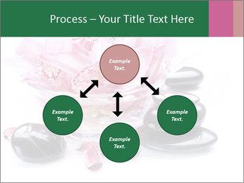 Lotus in Glass Jar PowerPoint Template - Slide 91