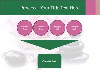 Lotus in Glass Jar PowerPoint Template - Slide 93