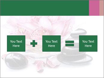 Lotus in Glass Jar PowerPoint Template - Slide 95