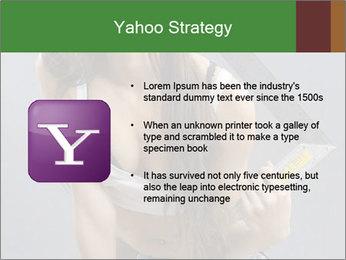Woman Worker PowerPoint Templates - Slide 11