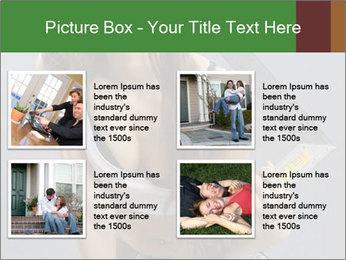 Woman Worker PowerPoint Template - Slide 14