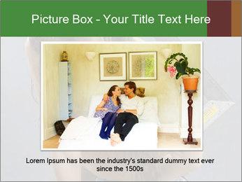 Woman Worker PowerPoint Template - Slide 16