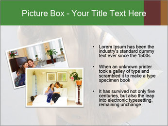 Woman Worker PowerPoint Template - Slide 20