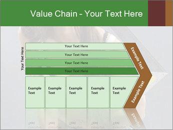 Woman Worker PowerPoint Template - Slide 27