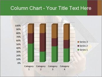 Woman Worker PowerPoint Templates - Slide 50