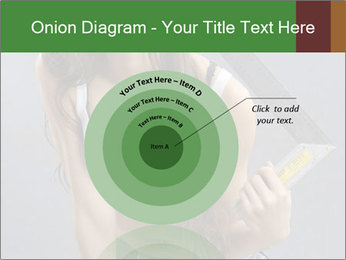 Woman Worker PowerPoint Template - Slide 61