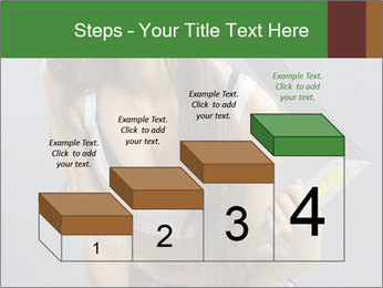 Woman Worker PowerPoint Templates - Slide 64