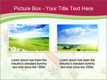 Easter Eggs and Camomiles PowerPoint Templates - Slide 18